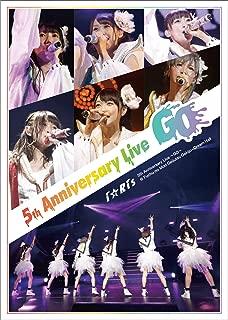 i☆Ris 5th Anniversary Live~Go~  *Blu-ray Disc 2枚組
