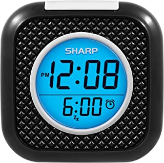 Best silent battery operated alarm clock Reviews