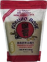 KOKUHO SUSHI RICE 5 lb (2 pack 5lb)