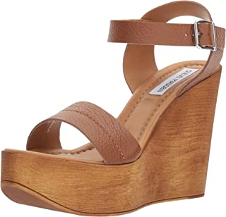 1d89daff8aa Amazon.com  Steve Madden Women s Wedge   Platform Sandals