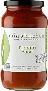 Tomato Basil Pasta Sauce 25.5oz.