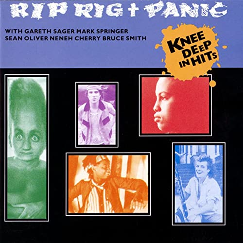 Knee Deep In Hits de Rip Rig & Panic sur Amazon Music - Amazon.fr