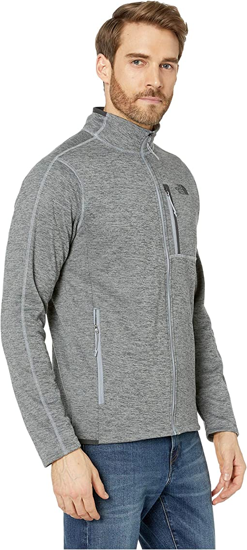 TNF Medium Grey Heather 2