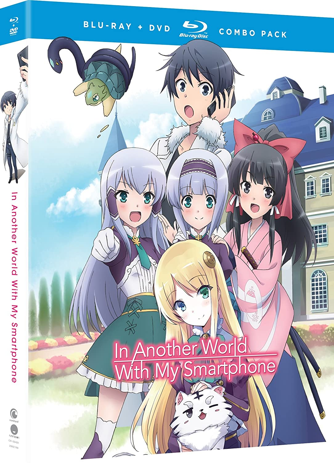 In Omaha Mall Another World with My Series Blu-ra Smartphone: Overseas parallel import regular item Complete The