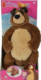Simba Masha and The Bear Stuffed Toy, 0+ Years - 109309893