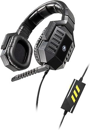 Snakebyte python:6600V Stereofonico Padiglione auricolare Nero cuffia e auricolare - Trova i prezzi più bassi