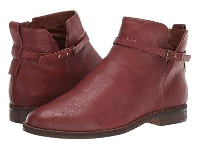 Franco Sarto Optimal (Rust Leather) Women