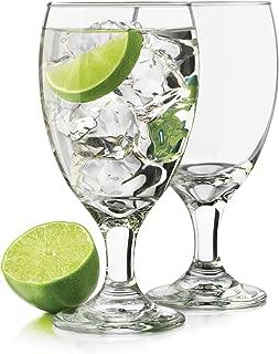 LIBBY GOBLET 4 GLASSES 16 OZ.(473ml)