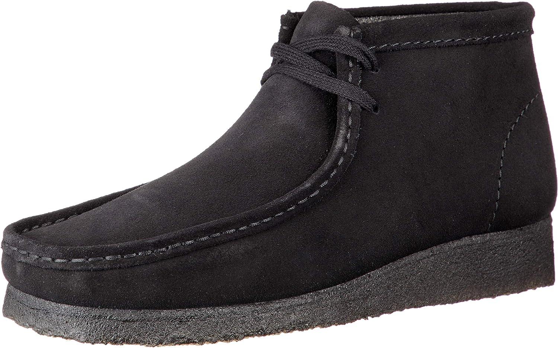 [クラークス] ブーツ ワラビーブーツ 本革 撥水加工