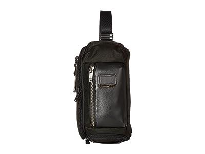 Tumi Alpha Bravo Kelley Sling (Black) Bags