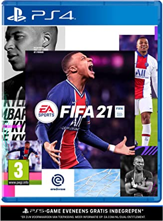 Electronic Arts PS4 Fifa 21 PS4 USK: 0