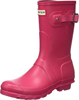 Hunter Women s Original Short Rain Boots c1a35f6ac4df