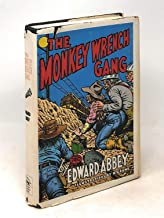 Edward Abbey / Monkey Wrench Gang 10th Anniversary Edition Signed 1985