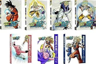 dragon ball z kai on dvd