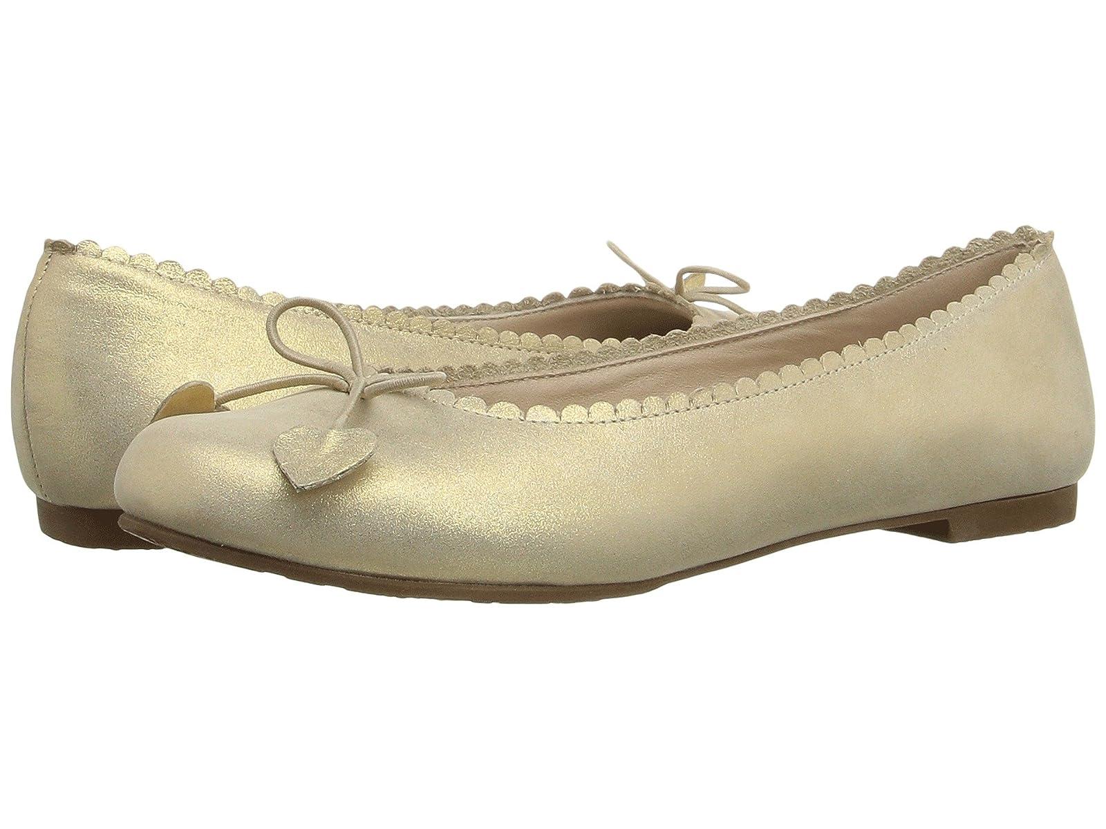 Elephantito Scalloped Ballerina (Toddler/Little Kid/Big Kid)Atmospheric grades have affordable shoes