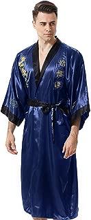 Best chinese kimono men's Reviews