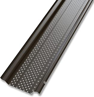 Smart Screen GPS601B5 Gutter Protection System, Aluminum, 5