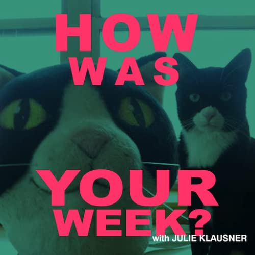 THE HOW WAS YOUR WEEK WITH JULIE KLAUSNER APP