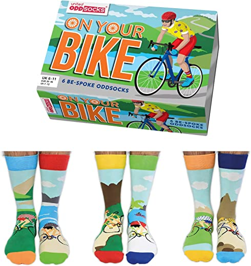 On Your Bike Socken