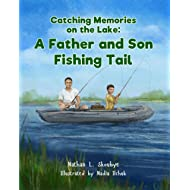 Catching Memories on The Lake: A Father and Son Fishing Tail