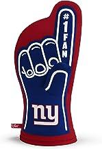 YouTheFan NFL #1 Oven Mitt: 13.25'' x 6.5'' Heat Resistant 100% Quilted Cotton Team Oven Mitt