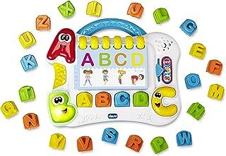 Chicco-Edu4You-Letras en Movimiento, Multicolor (ARTSANA 00009800000000)