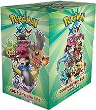 pokemon x y book