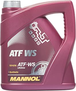 Mannol ATF WS Automatic Special, 1 liter 4 Liter