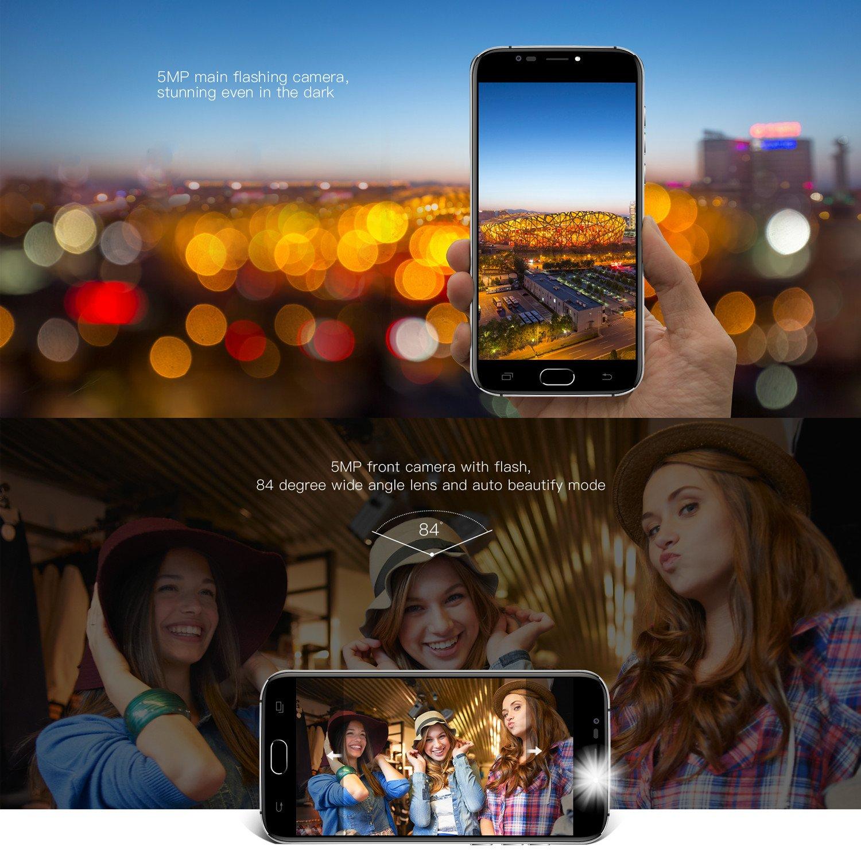 Moviles Libres Baratos, DOOGEE X9 MINI Smartphones Libres 3G ...