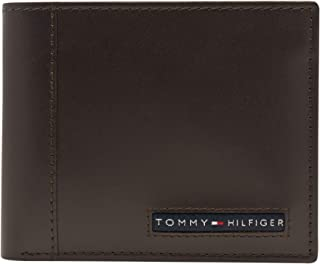 Men's Leather Wallet - RFID Blocking Slim Thin Bifold with Removable Card Holder and Gift Box