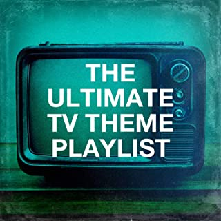 The Ultimate TV Theme Playlist