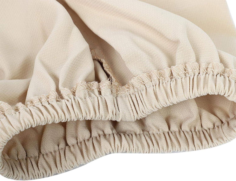 DAUERHAFT Durable Taichi Uniforms Cotton Blend Taichi Suit Double Edge Design Classic Round Collar