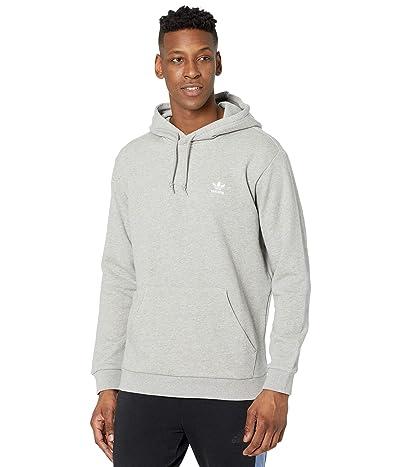 adidas Originals Essential Hoodie (Medium Grey Heather) Men