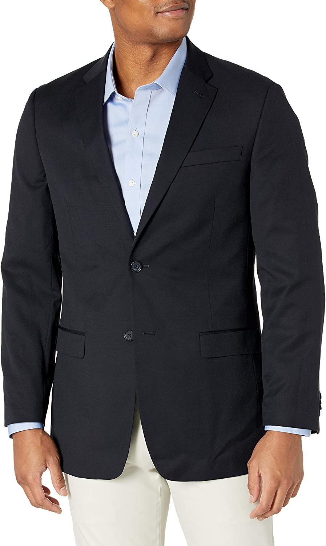 Tommy Hilfiger Men's Solid Suit Separate Jacket