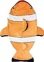丸眞 着る毛布 クマノミ H150×105cm 大人用 寝袋 穿く毛布 0295066400