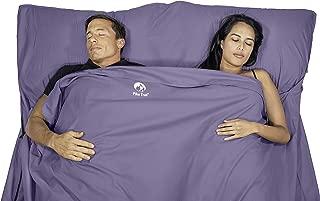 sleeping bag with sheets