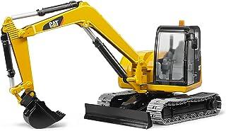 Bruder 02457 Toys CAT Mini Excavator Vehicle Playsets
