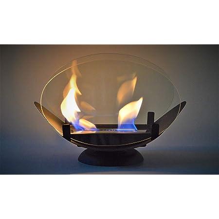 TOTEM DIFFUSION CHEMINEE Ethanol A Poser DE Table Interieur Exterieur
