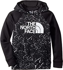 TNF Black Granite Print