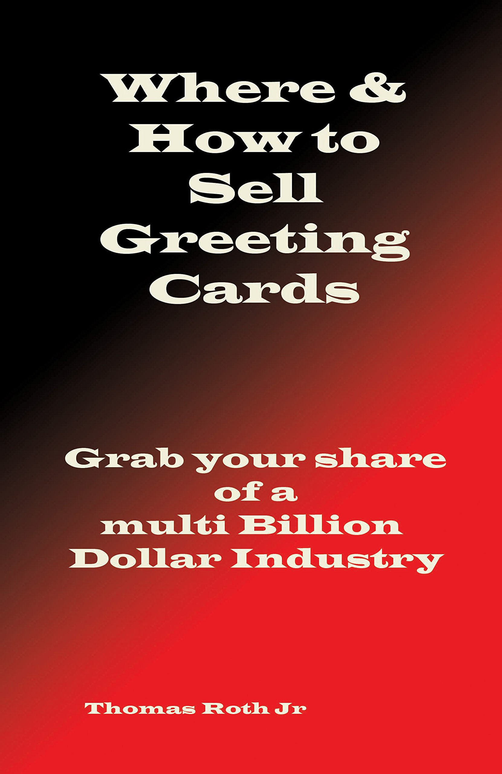 Where and How to Sell Greeting Cards