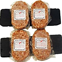 【お試しサイズ】bonbori (ぼんぼり) 究極のひき肉で作る 牛100% ハンバーグ (プレーン) 200g × 4個入り [ 無添加/冷凍/レトルト ]