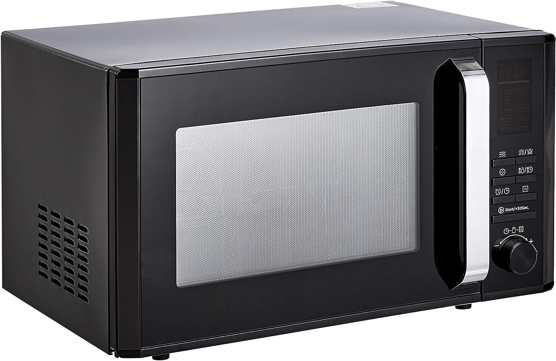 Amazon Basics – Microondas digital de mesa, horno de convección y grill