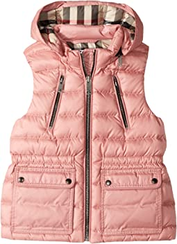 Burberry Kids - Maggie Puffer (Little Kids/Big Kids)