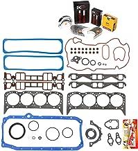 Domestic Gaskets Engine Rering Kit FSBRR8-10116000 Fits 96-02 Cadillac Chevrolet GMC VORTEC 5.7 OHV VIN R Full Gasket Set, Standard Size Main Rod Bearings, Standard Size Piston Rings