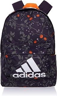adidas Unisex Classic M Graphics Backpack, Multicolor/Noble Purple