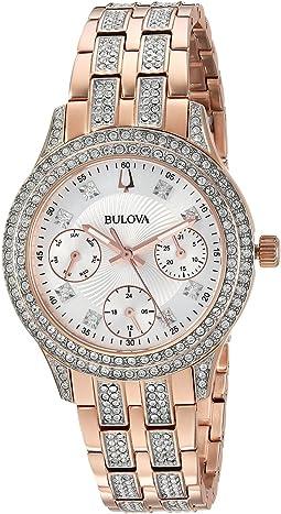 Bulova - Crystal - 98N113