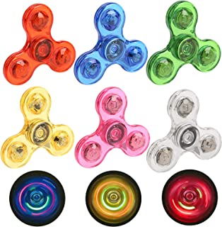Fidget Toys Cube Metal Spinning Toy Juguete para aliviar el estr/és para Adultos Regalos para ni/ños Yuanqu Hand Spinners
