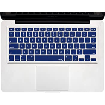 iBenzer MKC01WH Macaron Series Cover for MacBook Pro 13//15//17 with or Without Retina Display and iMac Wireless Keyboard White