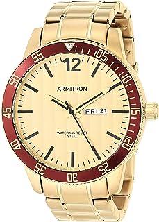 Armitron Men's Day/Date Function Bracelet Watch, 20/5356