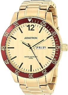 Men's Day/Date Function Bracelet Watch, 20/5356